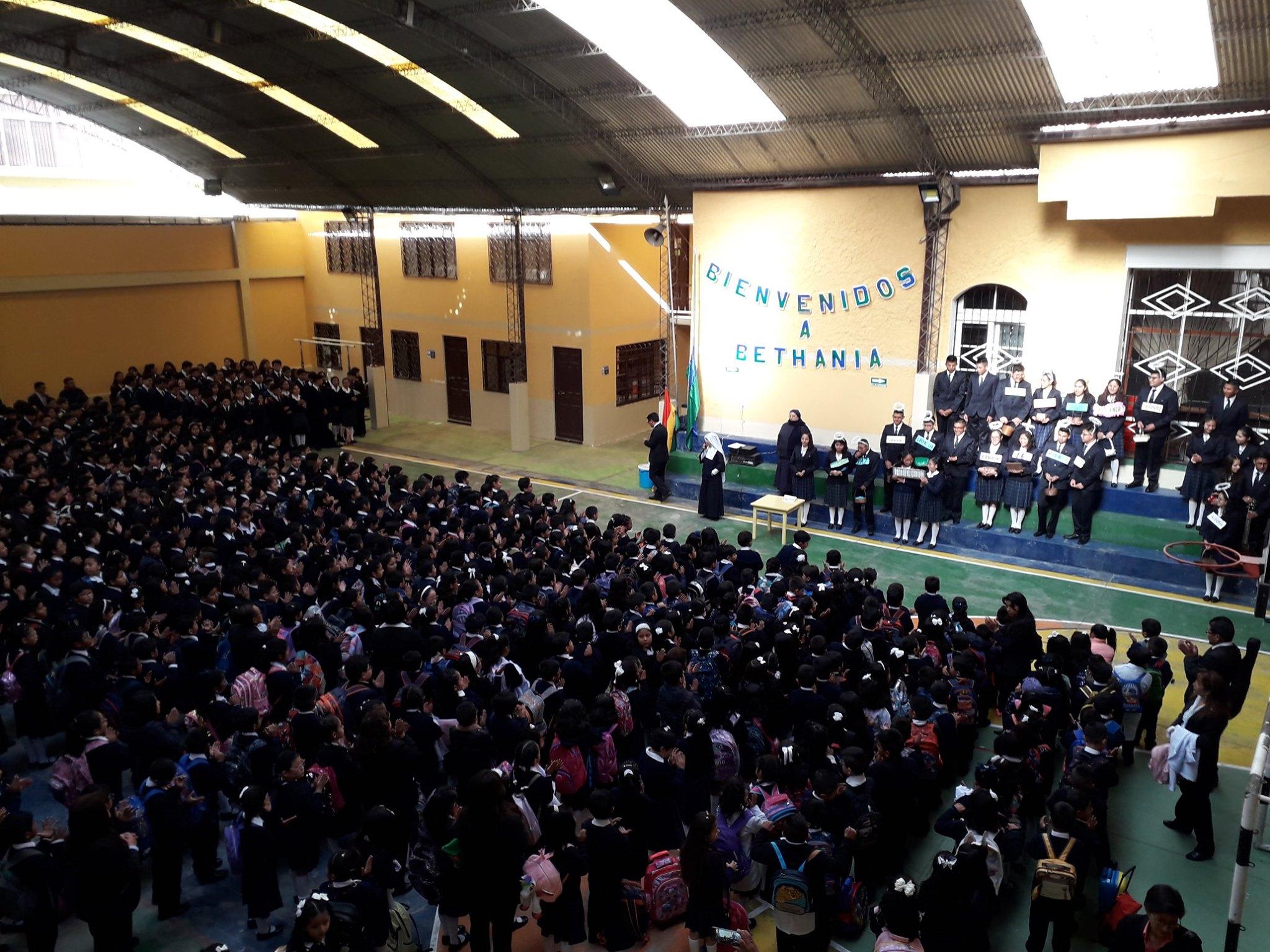 Colegio Bethania de Oruro