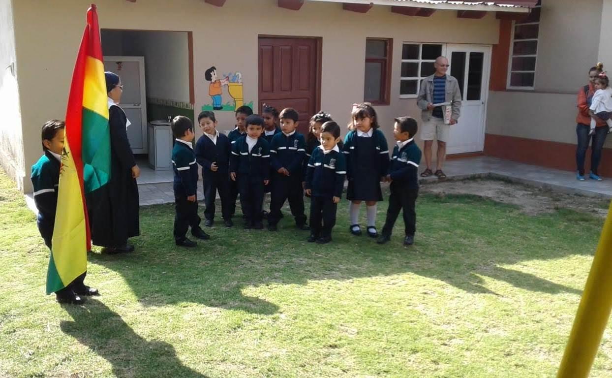 Unidad Educativa Bethania de Quillacollo